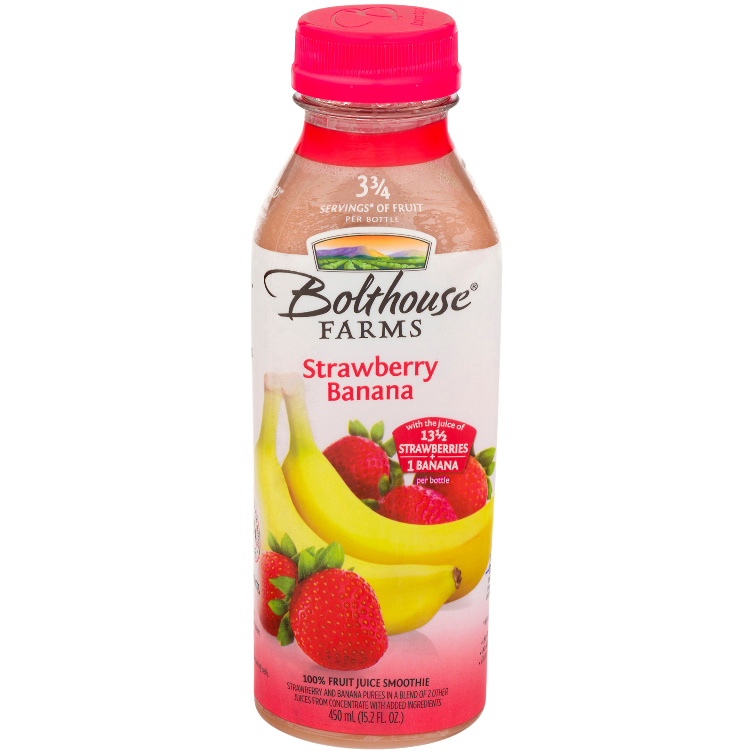 Are Bolthouse Farms Smoothies Healthy  Bolthouse Farms Fruit Smoothie Strawberry Banana 15 2 fl