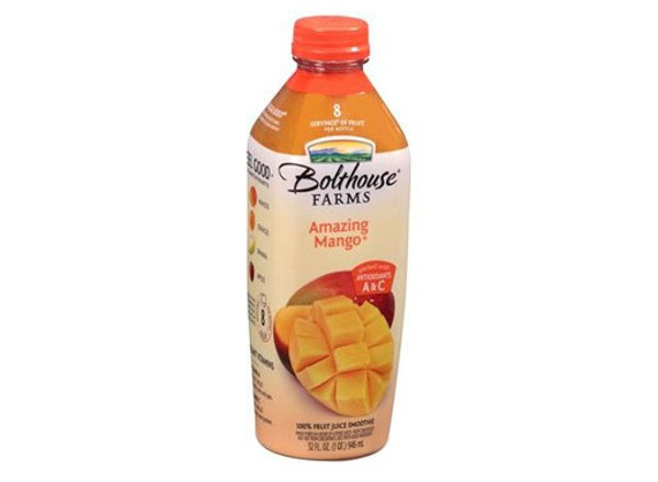 Are Bolthouse Farms Smoothies Healthy  The Worst Supermarket Smoothies for Weight Loss
