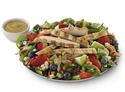 Are Chick Fil A Salads Healthy  Every Item at Chick fil A—Ranked