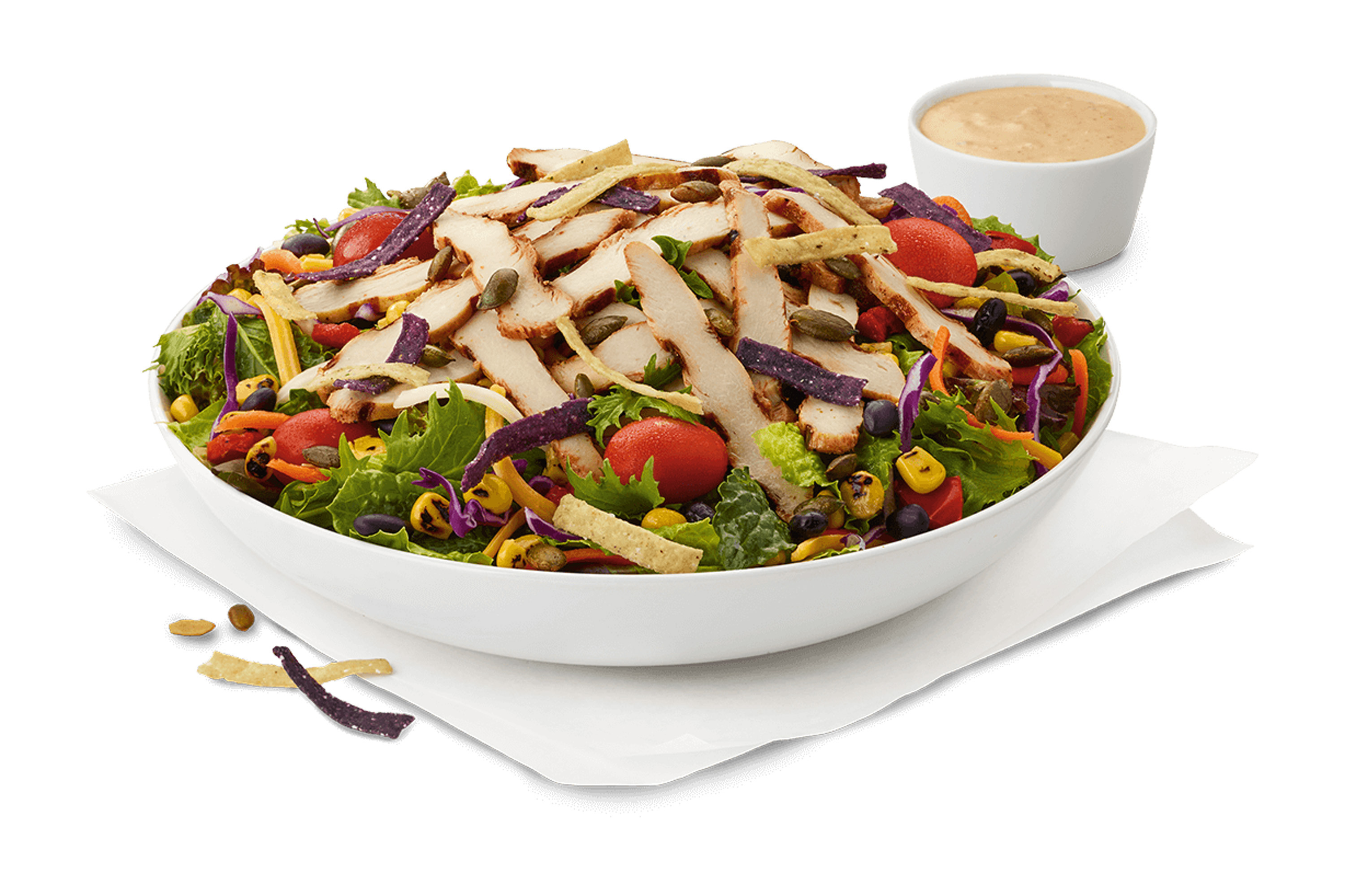 Are Chick Fil A Salads Healthy  14 fast food menu items that aren't going to kill you