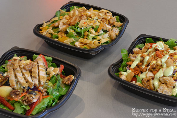 Are Chick Fil A Salads Healthy  Healthy Choices at Chick fil A Supper for a Steal