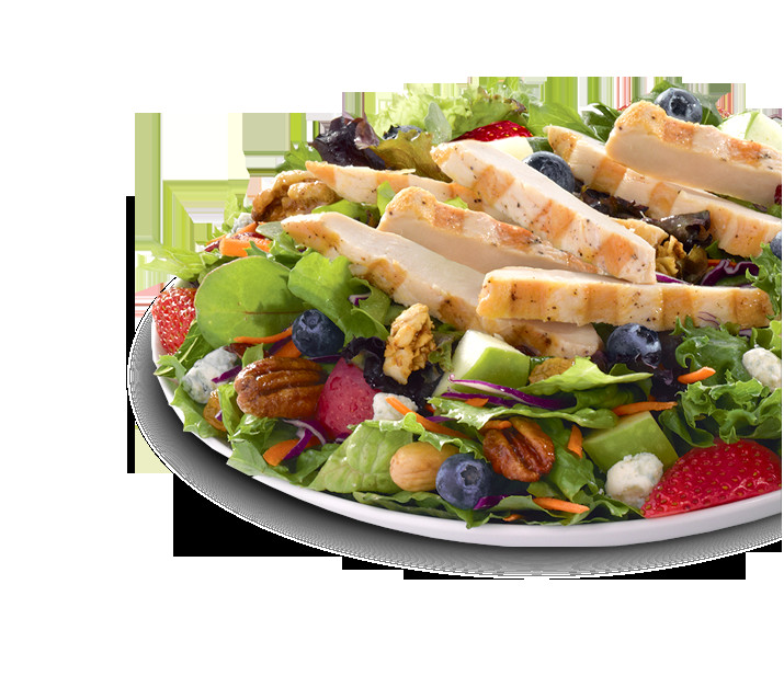 Are Chick Fil A Salads Healthy  Healthy Chick fil A Choices