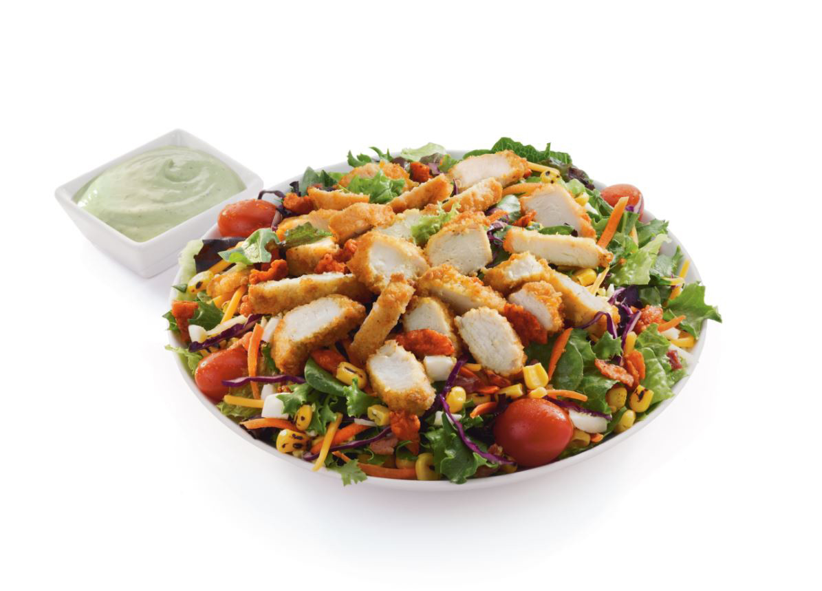 Are Chick Fil A Salads Healthy  The Story Behind the Chick fil A Cobb Salad