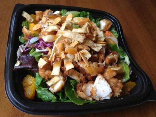 Are Chick Fil A Salads Healthy  GrubGrade
