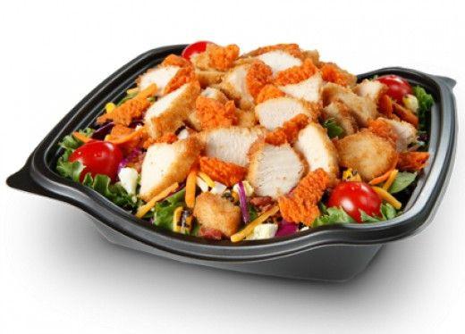 Are Chick Fil A Salads Healthy  Chick fil a Cobb Salad