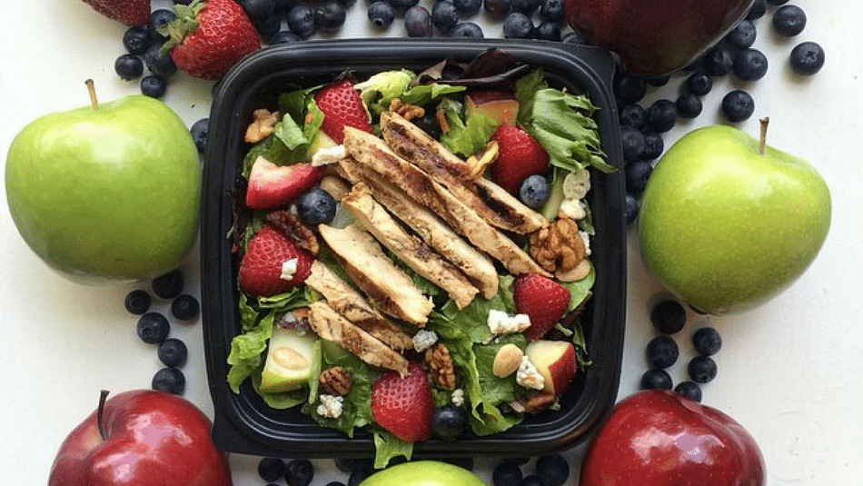 Are Chick Fil A Salads Healthy  The 3 Chick fil A Salads You Should Order More ten