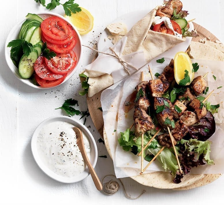 Are Chicken Gyros Healthy  Chicken gyros Healthy Food Guide