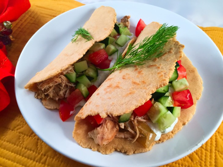 Are Chicken Gyros Healthy  10 Healthy Greek Recipes Clean Eating 90 10 Nutrition