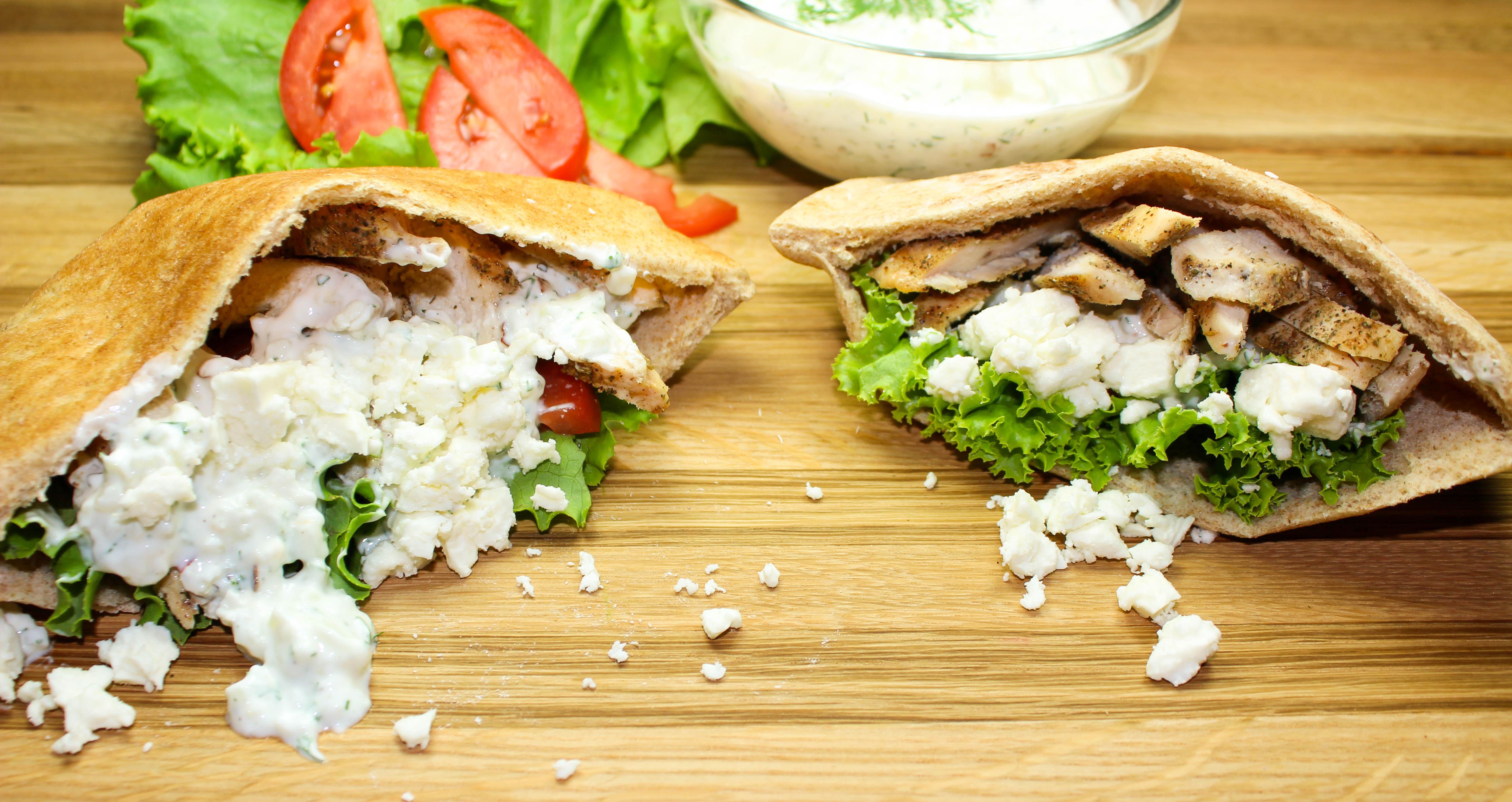 Are Chicken Gyros Healthy  Healthy Chicken Gyros