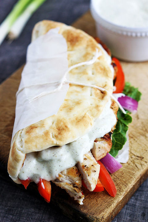 Are Chicken Gyros Healthy  15 Healthy Sandwiches Best Ideas for Healthy Lunch
