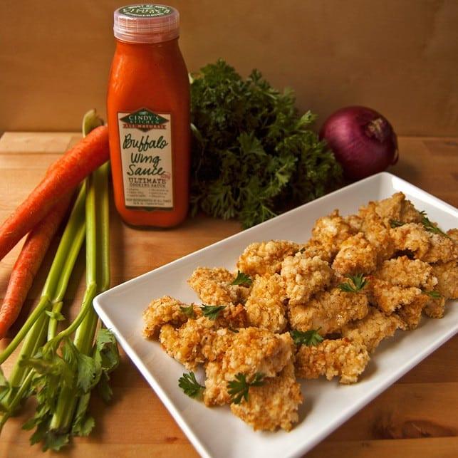Are Chicken Tenders Healthy  Healthy Oven Baked Chicken Tenders 2Teaspoons