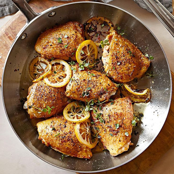 """Are Chicken Thighs Healthy  Do the """"Funky Chicken"""" Part 4 …more creative Chicken"""