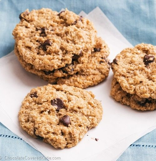 Are Chocolate Chip Cookies Healthy  Healthy Cookies The BEST Healthy Cookie Recipes