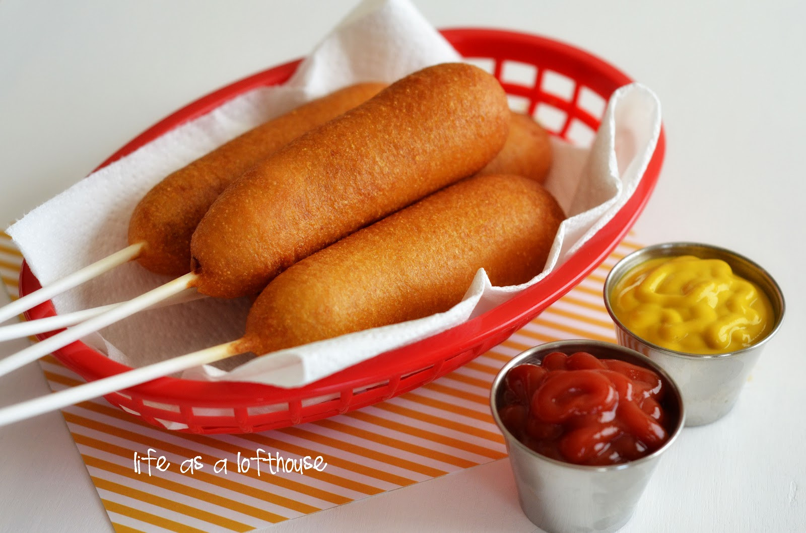 Are Corn Dogs Healthy  Homemade Corn Dogs