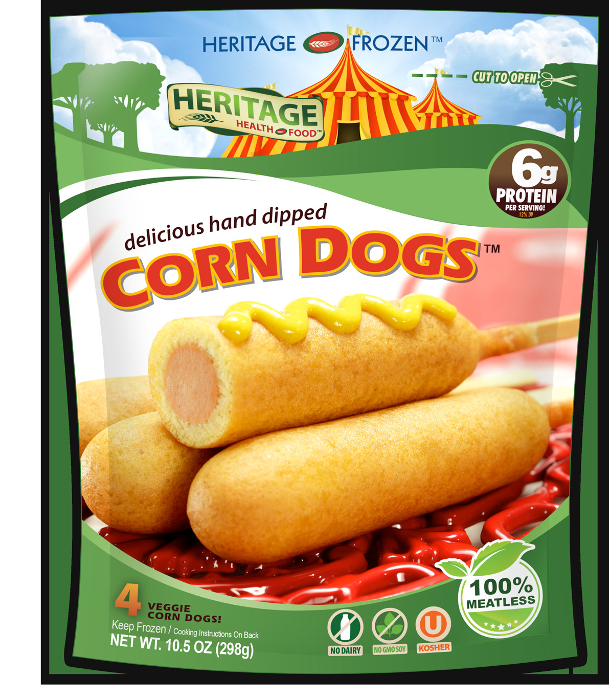 Are Corn Dogs Healthy  Natural Products