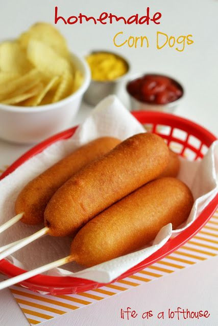Are Corn Dogs Healthy  1000 images about kids cooking on Pinterest