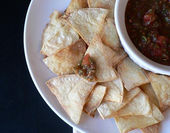 Are Corn Tortillas Healthy  10 Homemade & Healthy Tortilla Chips