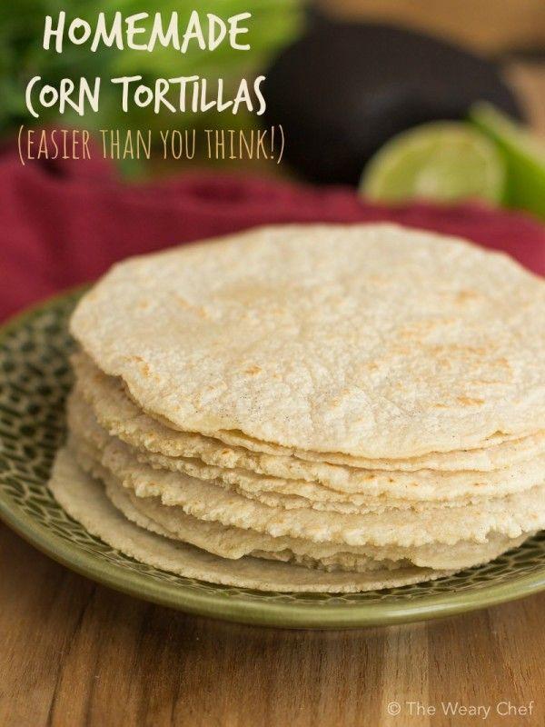 Are Corn Tortillas Healthy  100 Corn Tortilla Recipes on Pinterest