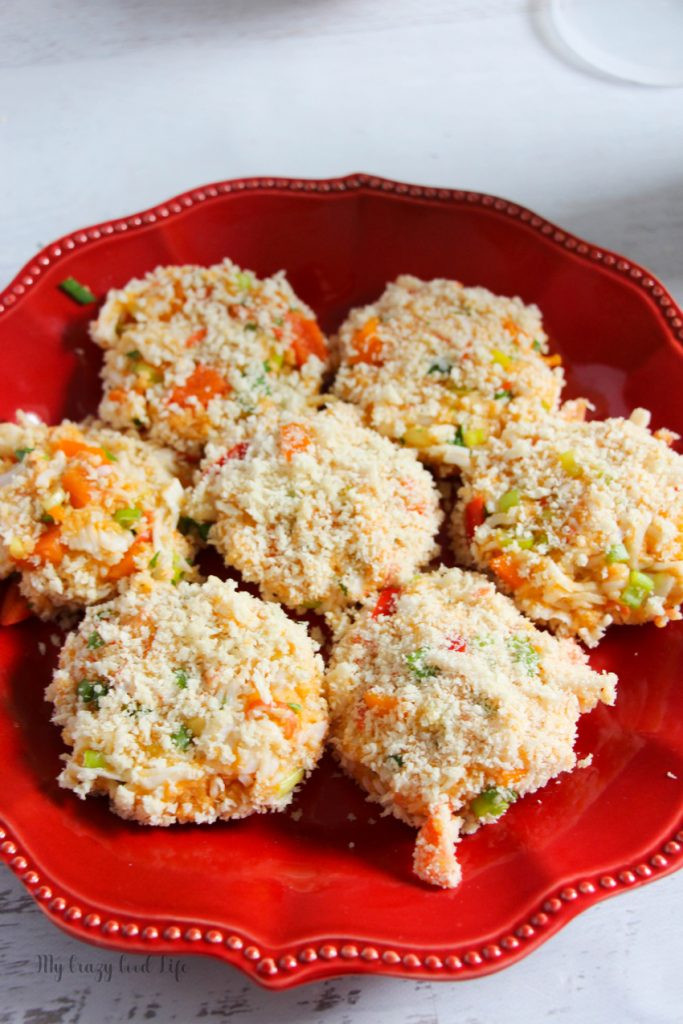 Are Crab Cakes Healthy  Healthy Crab Cake Recipe Sweet Potato Crab Cakes