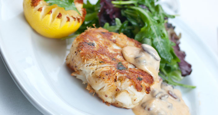 Are Crab Cakes Healthy  Heart Healthy Monday Crab Cakes Baptist Health Blog