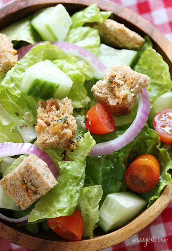 Are Croutons Healthy  Recipes Homemade Croutons
