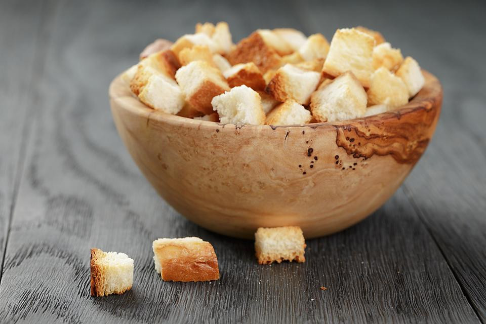 Are Croutons Healthy  Love Croutons But Wish They Were Healthier Try This Easy