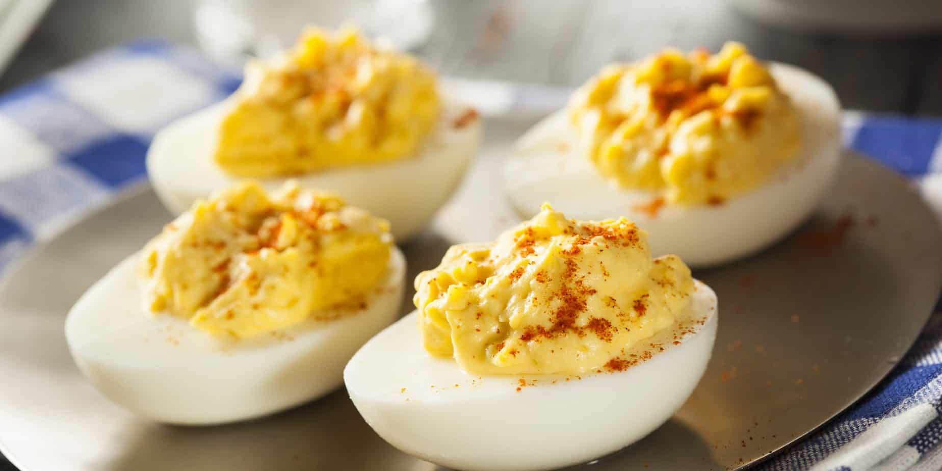 Are Deviled Eggs Healthy  Healthy Deviled Eggs Recipe – Healing the Body