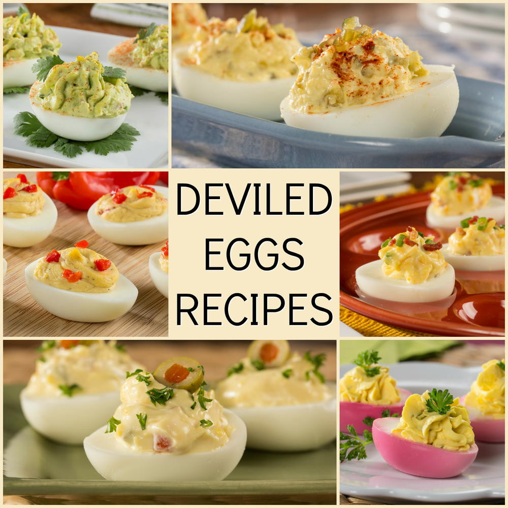 Are Deviled Eggs Healthy  Healthy Deviled Eggs Recipes for Any Occasion