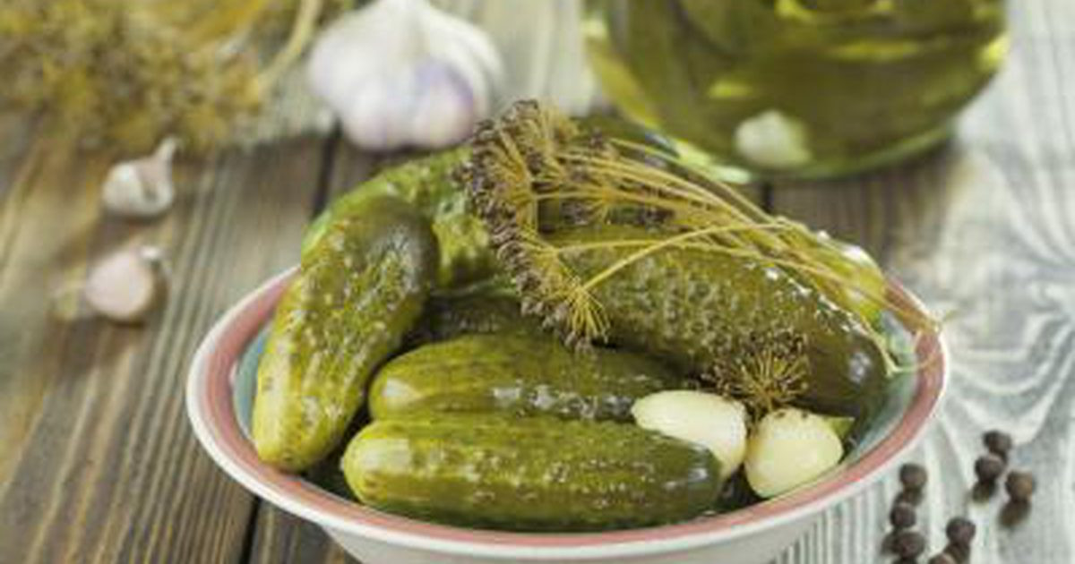 Are Dill Pickles Healthy  Are Dill Pickles Healthy During Pregnancy