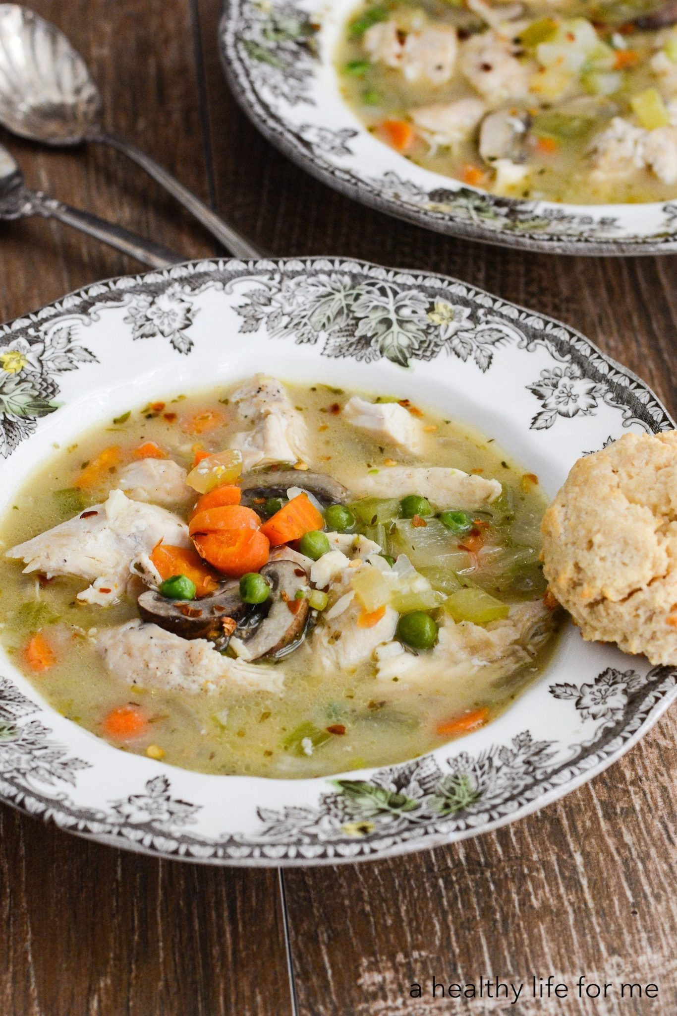 Are Dumplings Healthy  Paleo Chicken and Dumplings A Healthy Life For Me