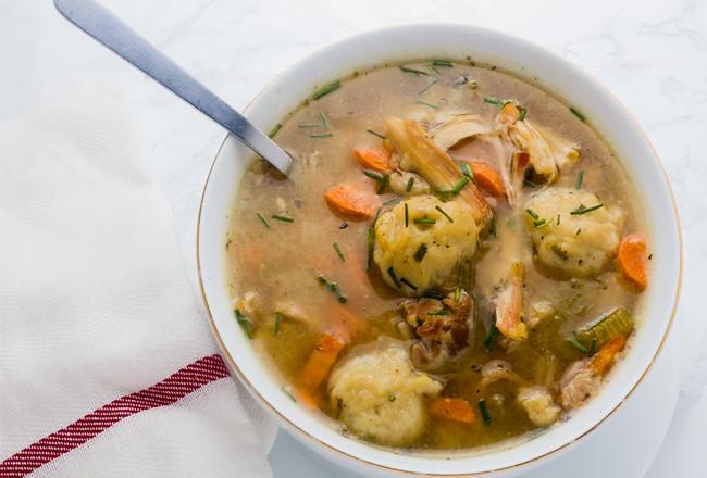 Are Dumplings Healthy  Healthy Slow Cooker Chicken and Dumplings