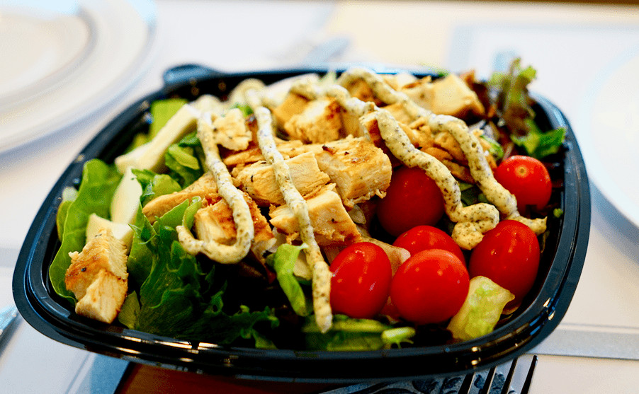 "Are Fast Food Salads Healthy  I Say Wendy s fers The Best ""Fast Food"" Salads Ever"
