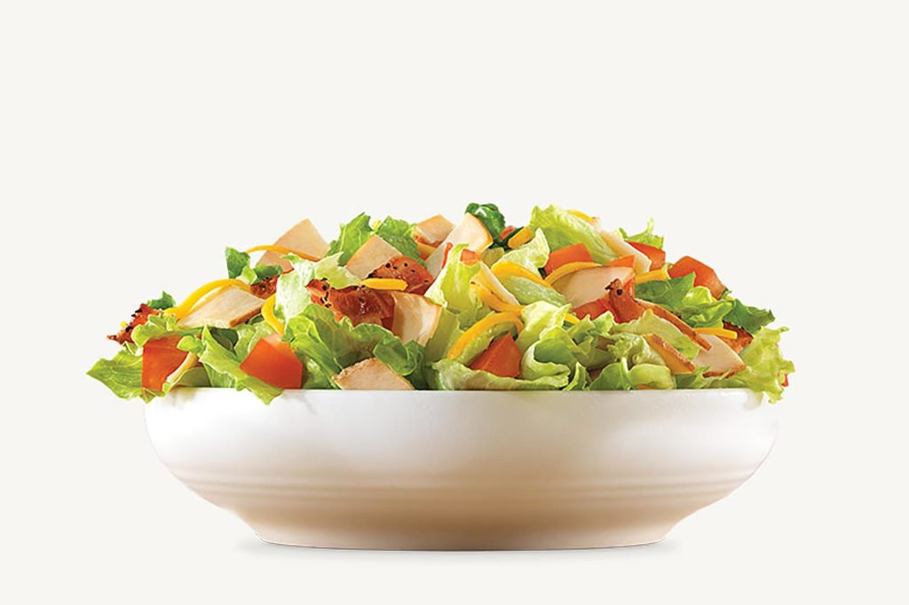 Are Fast Food Salads Healthy  Healthy Fast Food Options at 10 Popular Fast Food