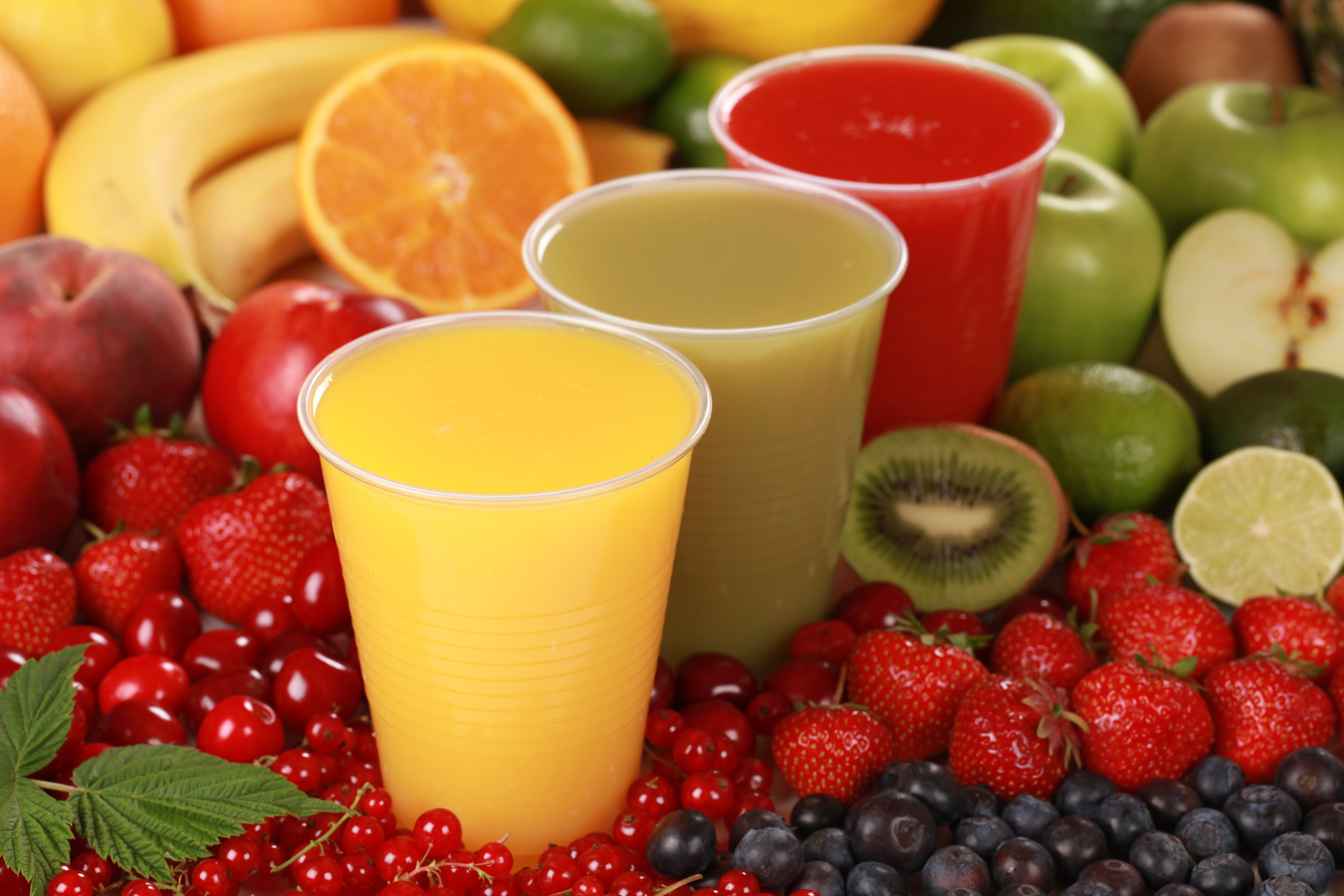 Are Fruit Smoothies Healthy  The Rise of the Smoothie