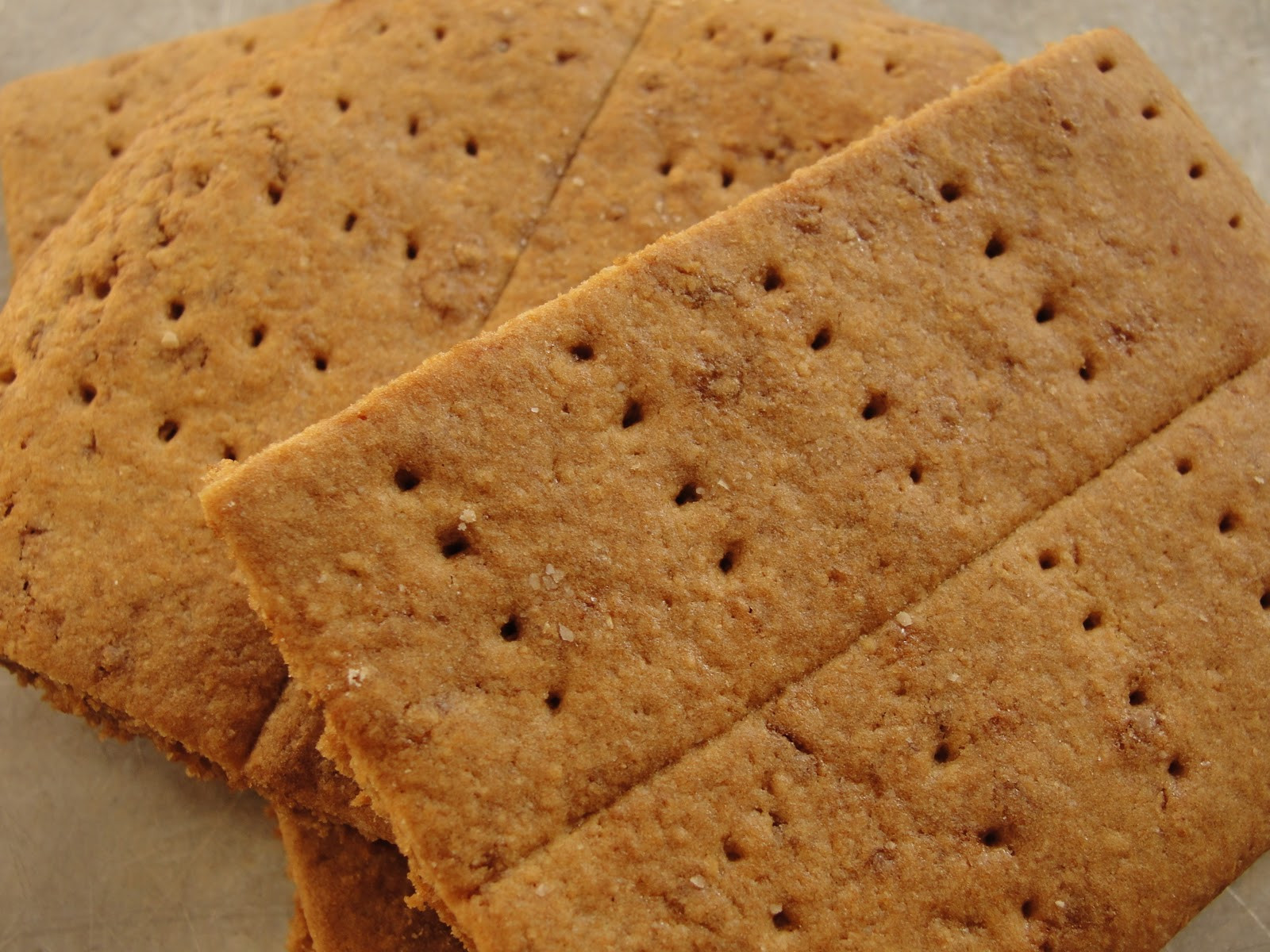 Are Graham Crackers Healthy  Big Life Little Garden Healthy Homemade Graham Crackers