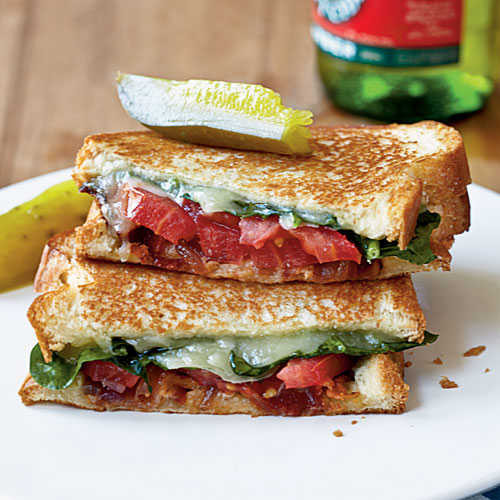 Are Grilled Cheese Sandwiches Healthy  21 Grilled Cheese Makeovers Cooking Light