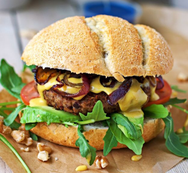 Are Hamburgers Healthy  12 Healthy Burger Recipes That Are Surprisingly Tasty