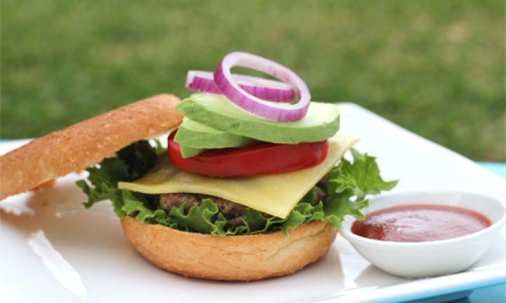 Are Hamburgers Healthy  Healthy hamburgers Kidspot