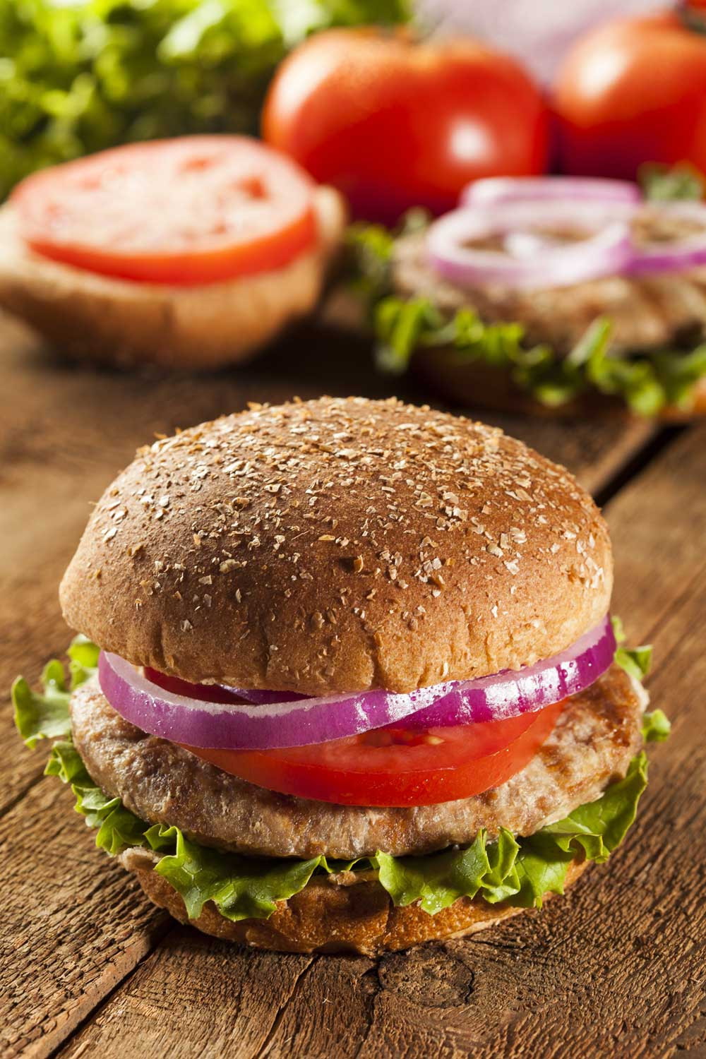 Are Hamburgers Healthy  WatchFit 5 surprisingly tasty healthy burger recipes to