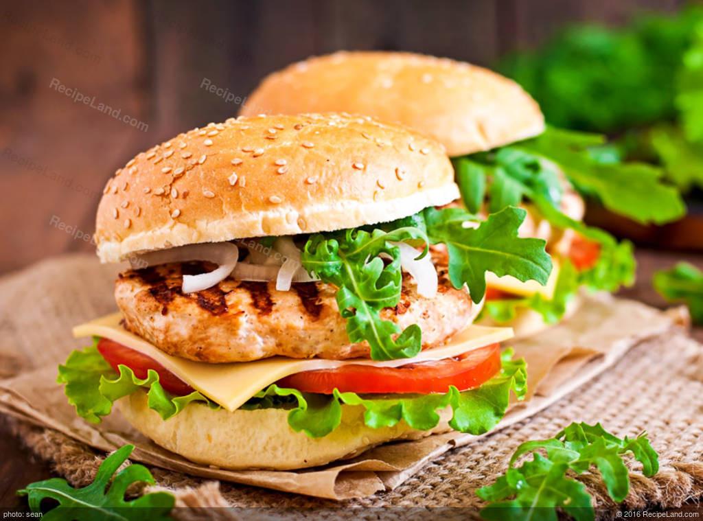 Are Hamburgers Healthy  Heart Healthy Asian Turkey Hamburgers Recipe
