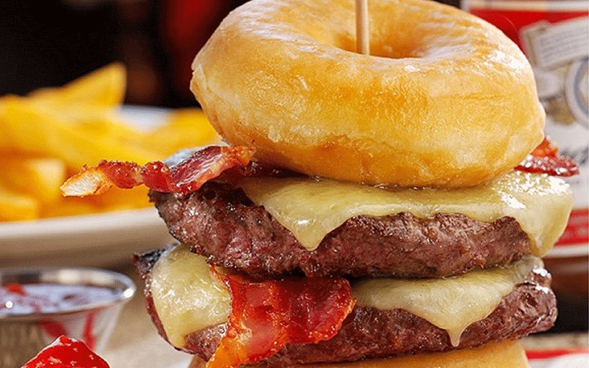 Are Hamburgers Unhealthy  Is this the unhealthiest burger ever Telegraph