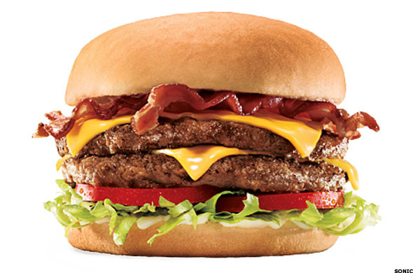 Are Hamburgers Unhealthy  10 Ridiculously Unhealthy Fast Food Burgers TheStreet