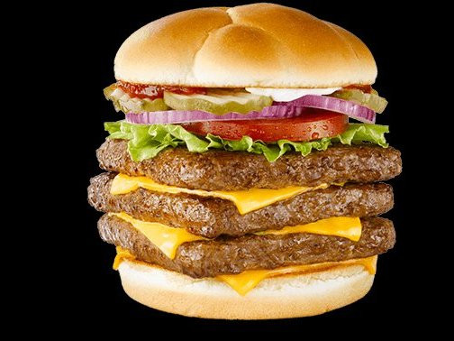 Are Hamburgers Unhealthy  15 Worst Things You Can Eat at Fast Food Restaurants
