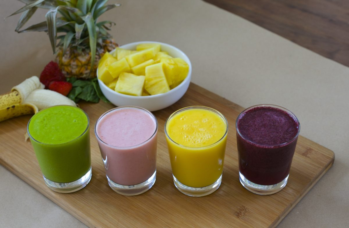 Are Homemade Smoothies Healthy  Making Healthy Smoothies 101