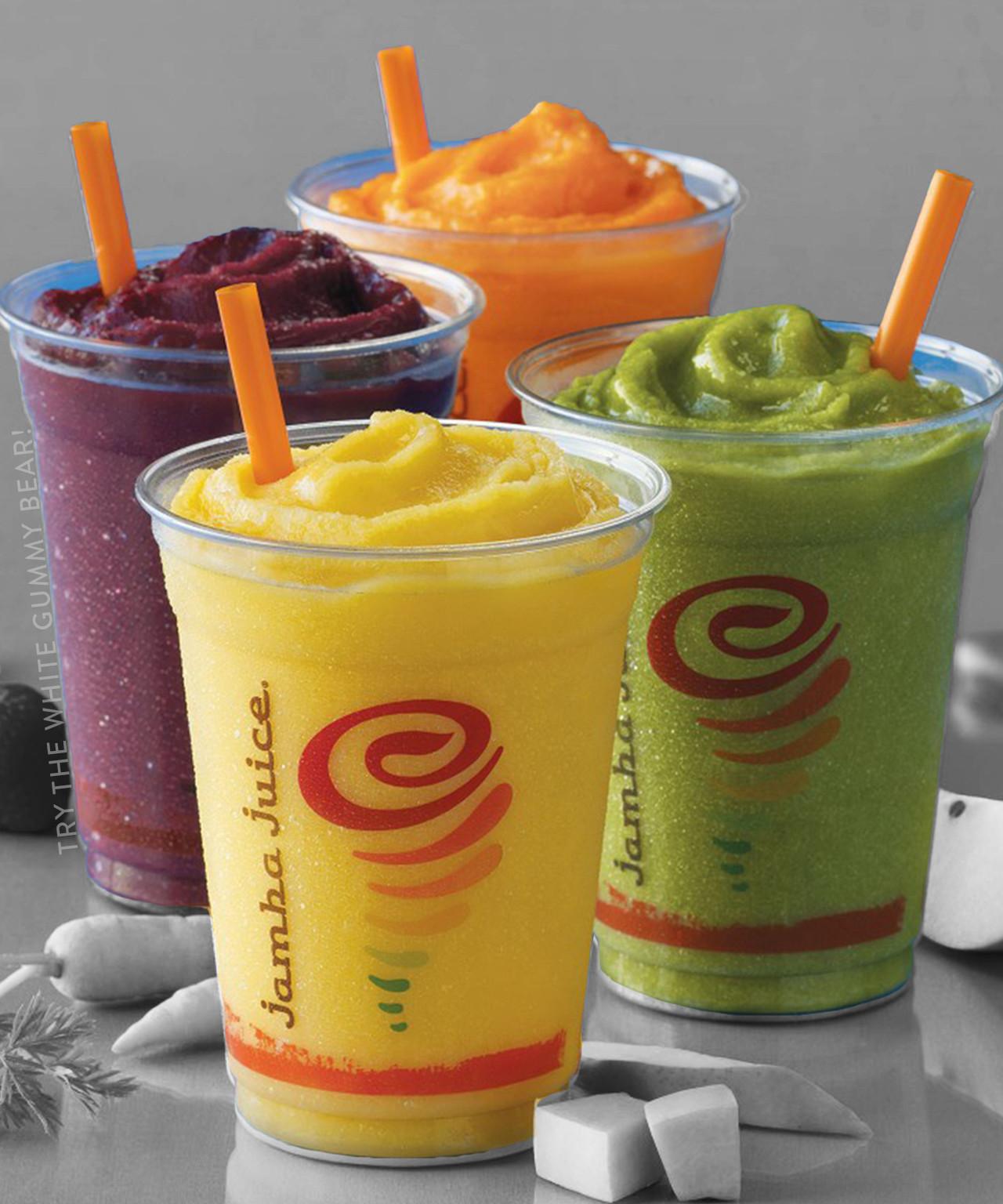 Are Jamba Juice Smoothies Healthy  Secret Menus Jamba Juice s Hidden Smoothies