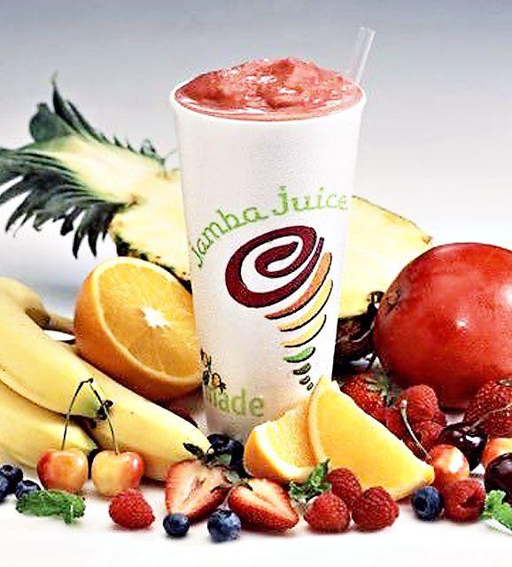 Are Jamba Juice Smoothies Healthy  jamba juice smoothie recipes smoothies
