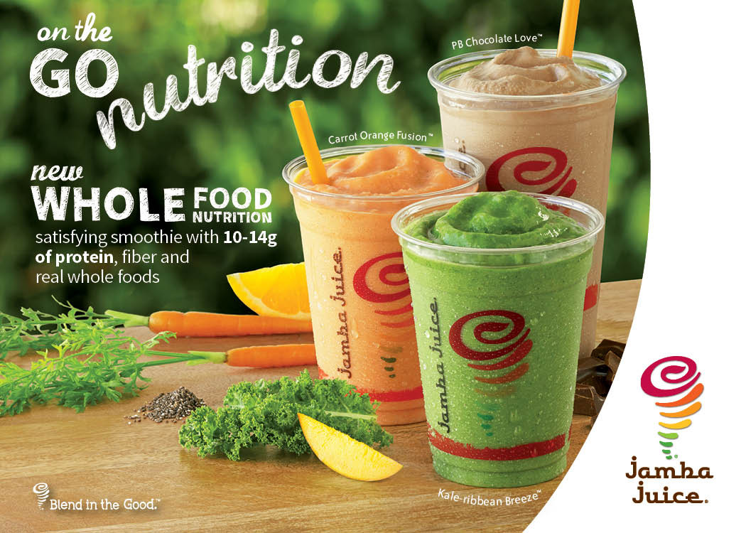 Are Jamba Juice Smoothies Healthy  Jamba Juice FREE $3 Credit & FREE Smoothie or Juice on
