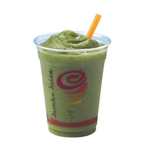 Are Jamba Juice Smoothies Healthy  Jamba Juice – Apple 'N Greens Smoothie Healthy Fast Food