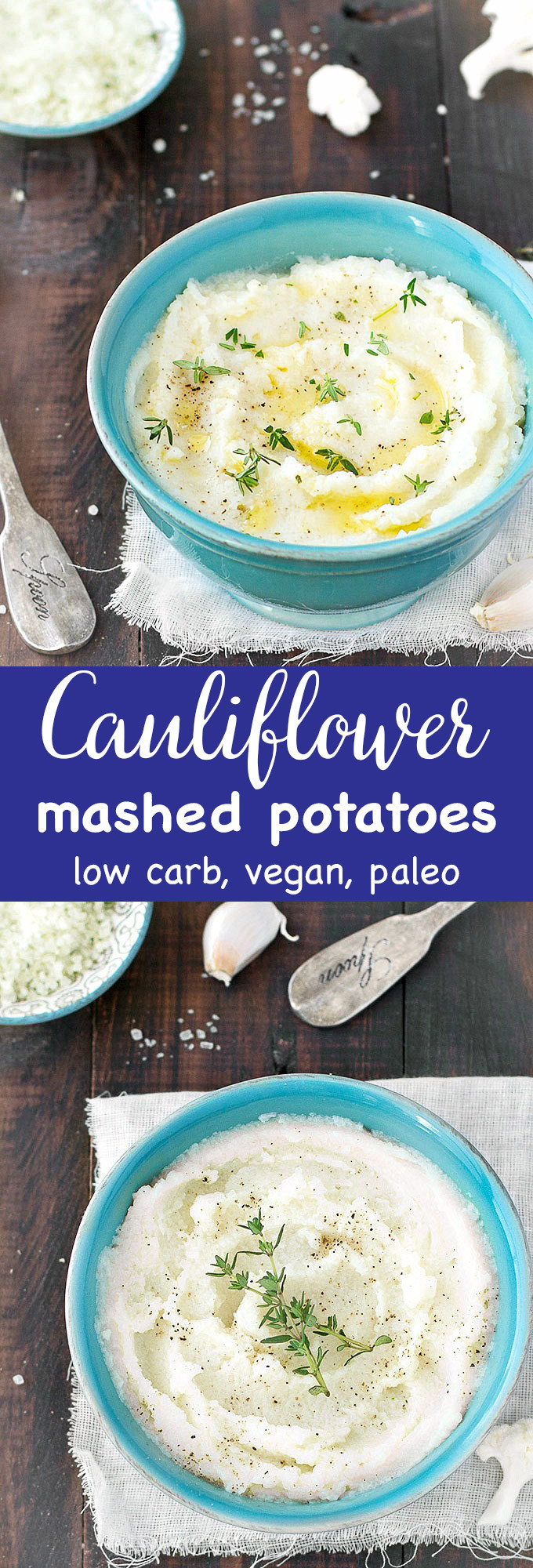 Are Mashed Potatoes Healthy  Healthy Cauliflower Mashed Potatoes As Easy As Apple Pie