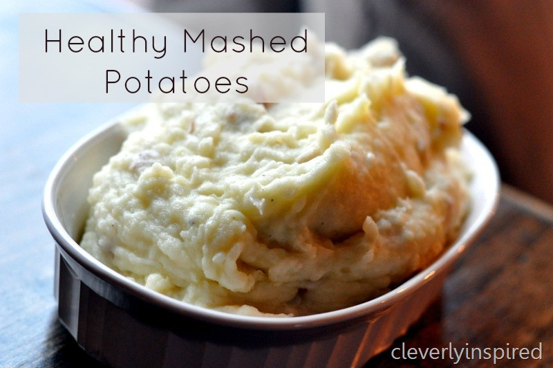 Are Mashed Potatoes Healthy  Healthy Mashed Potato recipe